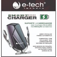 Suporte carregador Smart Charger E-Tech