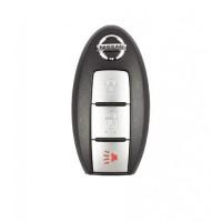 Chave de Presença Nissan 3b até 2013 c/ 2 Processadores