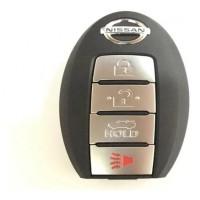 Chave de Presença Nissan 4b até 2013 c/ 2 Processadores