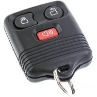 Capa Controle Ford 3 botões