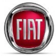 Emblema de Resina Fiat (min. 10 pçs)