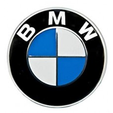 Emblema de Resina BMW (min. 10 pçs)