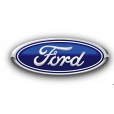 Emblema de Resina Ford Oval P/  Canivete New Fiesta (min. 10 pçs)