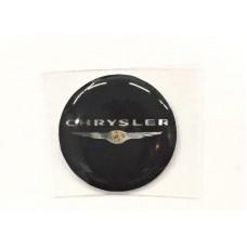 Emblema de Resina Chrysler (min. 10 pçs)