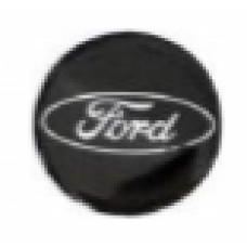 Emblema de Resina Ford Redondo (min. 10 pçs)