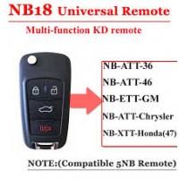 Chave Multifuncional KD900 NB18