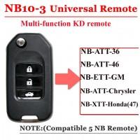 Chave Multifuncional KD900 NB10