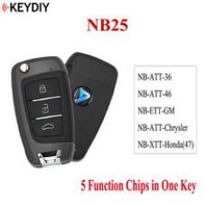 Chave Multifuncional KD900 NB25