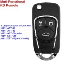Chave Multifuncional KD900 NB22