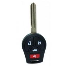 Chave Telecomando Nissan 3B+P 433hmz
